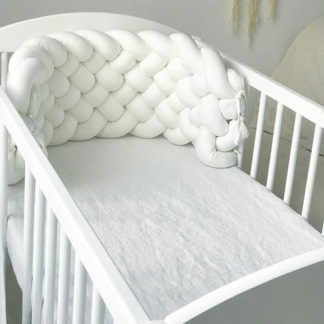 Bumper for baby nursery or cot