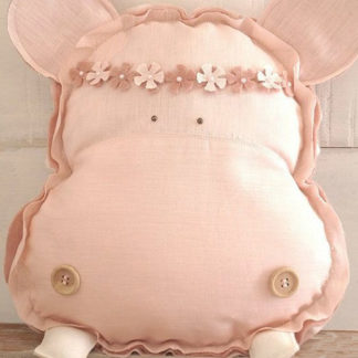 Hippo Cushions for babies