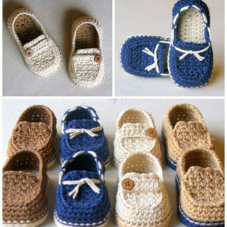 Boat baby shoes for baby boys and girls