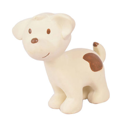 Tikiri puppy baby toy & teether available in South Africa