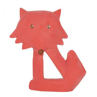 Tikiri fox baby toy & teether available in South Africa