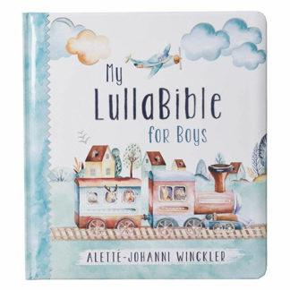 Boys religious book - baby religion
