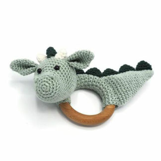 Dragon teether for babies teething problems