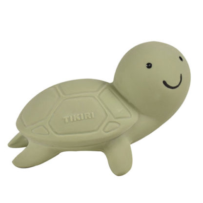 Tikiri turtle baby toy & teether available in South Africa