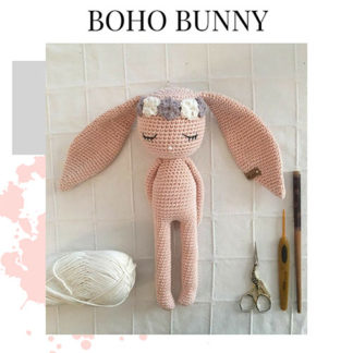Bunny dolls for babies -handmade and cute