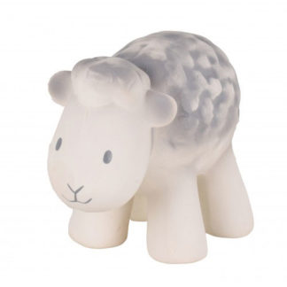 Tikiri sheep baby toy & teether available in South Africa