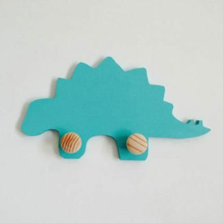 Dinosaur Double Knobs for baby wall decor & funtion