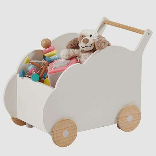 Doll buggy baby toy push cart