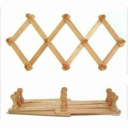 Expandable Wall Hanger for babies nursery