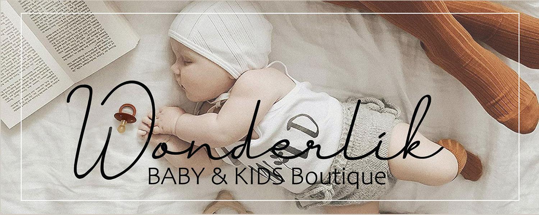 Wonderlik Baby & Kids Boutique for all your baby esentials